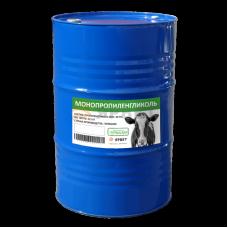 Монопропиленгликоль USP, бочка 215 кг BASF