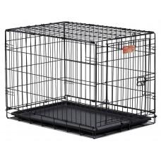 Midwest iCrate клетка 61х46х48h см черная 1 дверь