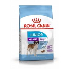 Корм Royal Canin Giant JUNIOR для щенков, 15 кг