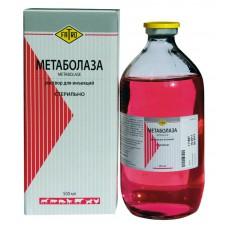 Метаболаза, раствор для инъекций, 500 мл
