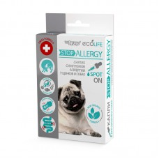 Мр. Бруно капли Stop Allergy для собак, 10 мл