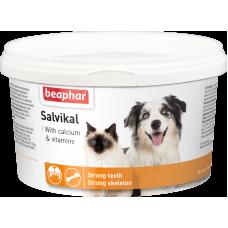 Беафар витамины Салвикал для укрепления мускулатуры, зубов, костей, 250 г