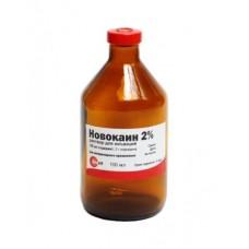 Новокаин 2%, раствор для инъекций, 100 мл
