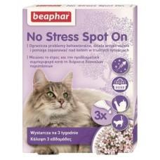 Беафар успокаивающие капли No Stress Sport On для кошек, 3 пипетки