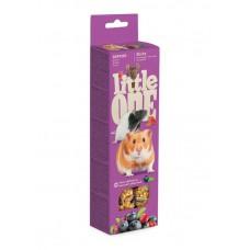 Little One палочки с ягодами для хомяков, крыс, мышей и песчанок