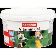 Беафар витамины Витамин Каль для собак и кошек, минеральная смесь для иммунитета, 250 г
