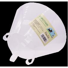 Воротник защитный на пластиковой застежке VitaVet M, 10 см