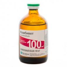 Комбивет, раствор для инъекций, 100 мл