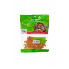 Сухожилия говяжьи (соломка) Титбит, мягкая упаковка, 50 г