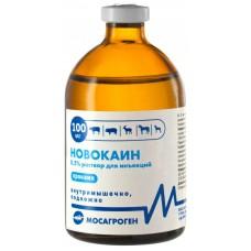 Новокаин 0,5%, раствор для инъекций, 100 мл
