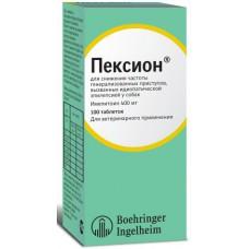 Пексион 400 мг, таблетки №100