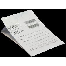 FTA-карта для сбора и стабилизации ДНК биологических проб