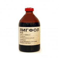 Лигфол, раствор для инъекций, 100 мл